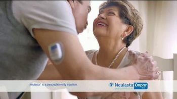 Neulasta Onpro TV Spot, 'The Day After Chemo' - Thumbnail 6