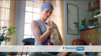Neulasta Onpro TV Spot, 'The Day After Chemo' - Thumbnail 9