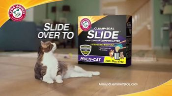 Arm & Hammer Slide TV Spot, 'Change Your Cat's Litter' - Thumbnail 10
