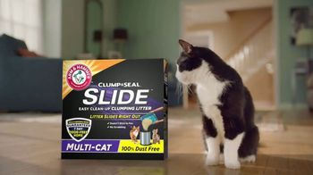 Arm & Hammer Slide TV Spot, 'Change Your Cat's Litter' - Thumbnail 6