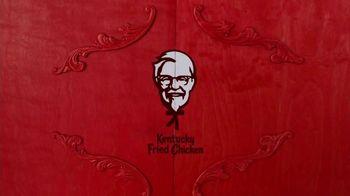 KFC $5 Fill Ups TV Spot, 'Stunning Variety: Crispy Colonel Sandwich' - Thumbnail 1