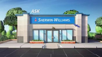 Sherwin-Williams Dress Your Nest Sale TV Spot, 'Spruce up Your Home' - Thumbnail 9