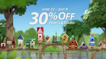 Sherwin-Williams Dress Your Nest Sale TV Spot, 'Spruce up Your Home' - Thumbnail 8