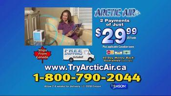 Arctic Air TV Spot, 'Your Personal Space Cooler' - Thumbnail 10