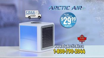 Arctic Air TV Spot, 'Your Personal Space Cooler'