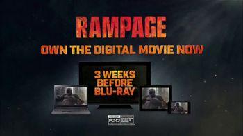 Rampage Home Entertainment TV Spot - Thumbnail 9