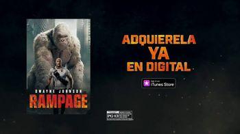 Rampage Home Entertainment TV Spot [Spanish] - Thumbnail 9