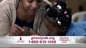 St. Jude Children's Research Hospital TV Spot, 'Bringing Hope' - Thumbnail 6