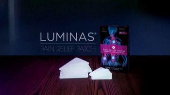 Luminas TV Spot, 'Pain Relief Patch' - Thumbnail 2