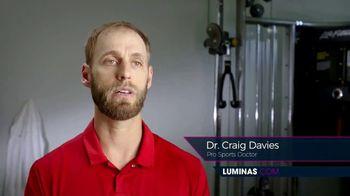 Luminas TV Spot, 'Pain Relief Patch' - Thumbnail 6