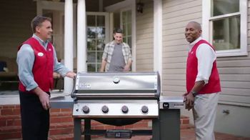 ACE Hardware Fourth of July Sale TV Spot, 'The Right Grill'