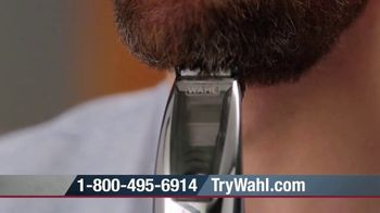 Wahl 2-in-1 Vacuum Trimmer TV Spot, 'Cleans Up After Itself'