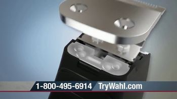 Wahl 2-in-1 Vacuum Trimmer TV Spot, 'Cleans Up After Itself' - Thumbnail 5