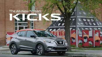 Nissan Kicks TV Spot, 'Social Impact Artist' - Thumbnail 10