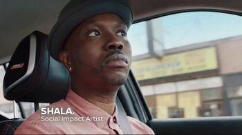 Nissan Kicks TV Spot, 'Social Impact Artist'
