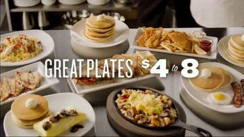 Perkins Restaurant & Bakery Great Plates TV Spot, 'First Paycheck' - Thumbnail 9