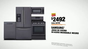 The Home Depot Red, White & Blue Savings TV Spot, 'A tiempo' [Spanish] - Thumbnail 8