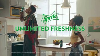 Sprite TV Spot, 'Fresh Outta Sprite' Featuring Jay Versace - 2609 commercial airings