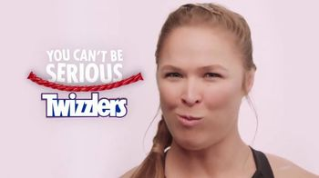 Twizzlers TV Spot, 'Not Even Ronda Rousey Can Be Serious' - Thumbnail 9