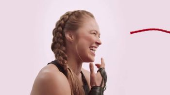 Twizzlers TV Spot, 'Not Even Ronda Rousey Can Be Serious'