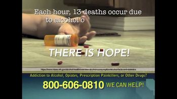 Treatment Centers of America TV Spot, 'Opiate Addiction'