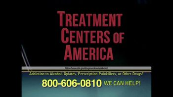 Treatment Centers of America TV Spot, 'Opiate Addiction' - Thumbnail 4