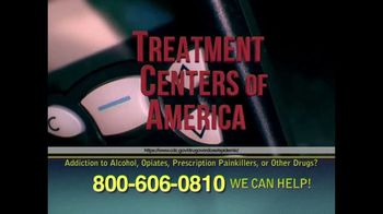 Treatment Centers of America TV Spot, 'Opiate Addiction' - Thumbnail 5