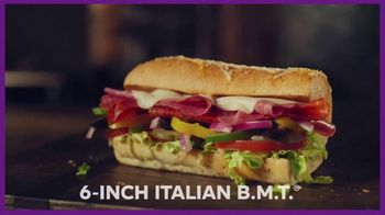 Subway Sub of the Day TV Spot, 'Different Every Day' - Thumbnail 7