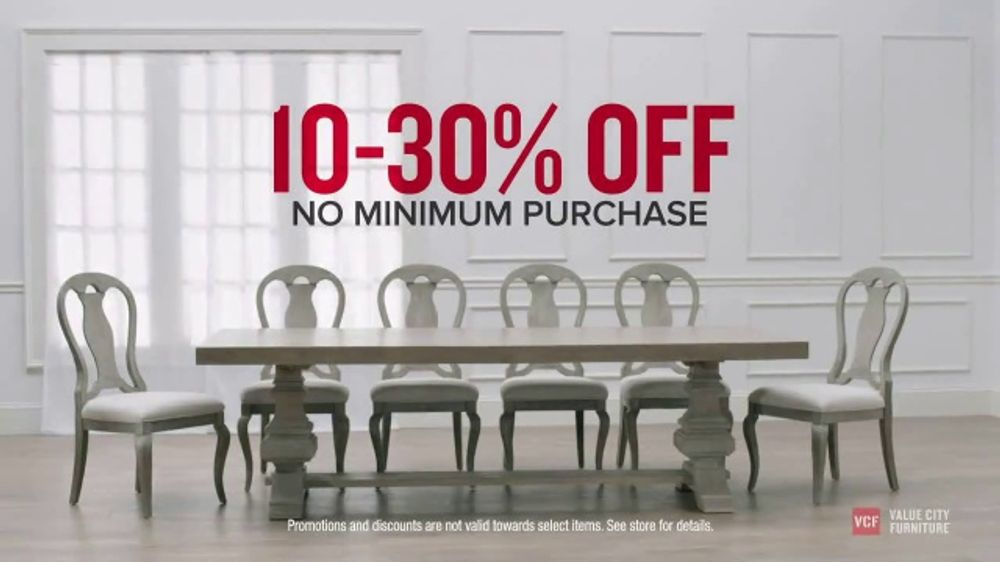 Value City Furniture 4th Of July Sale Tv Commercial Special