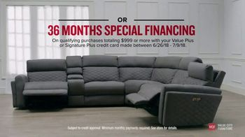 Value City Furniture 4th of July Sale TV Spot, 'Special Financing' - Thumbnail 7