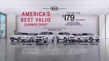 Kia America's Best Value Summer Event TV Spot, 'Soft Sell' [T2] - Thumbnail 6