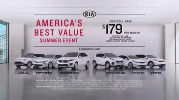 Kia America's Best Value Summer Event TV Spot, 'Soft Sell' [T2] - Thumbnail 9