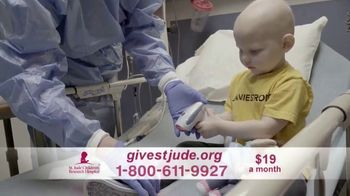 St. Jude Children's Research Hospital TV Spot, 'Lily's Story' - Thumbnail 2