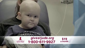 St. Jude Children's Research Hospital TV Spot, 'Lily's Story' - Thumbnail 4