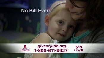 St. Jude Children's Research Hospital TV Spot, 'Lily's Story' - Thumbnail 5