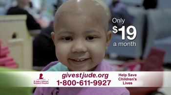 St. Jude Children's Research Hospital TV Spot, 'Lily's Story' - Thumbnail 6