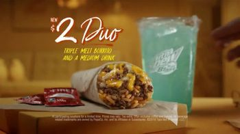 Taco Bell $2 Duo TV Spot, 'Mountainous Dew Region' - Thumbnail 8
