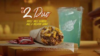 Taco Bell $2 Duo TV Spot, 'Mountainous Dew Region' - Thumbnail 8