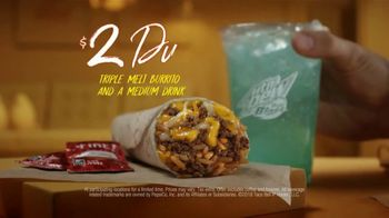 Taco Bell $2 Duo TV Spot, 'Mountainous Dew Region' - Thumbnail 7