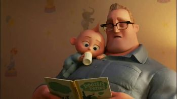Disney Pixar Incredibles 2 Big City Sweepstakes TV Spot, 'Dream Getaway' - Thumbnail 1