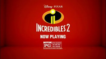 Disney Pixar Incredibles 2 Big City Sweepstakes TV Spot, 'Dream Getaway' - Thumbnail 10