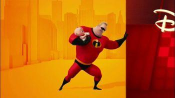 Disney Pixar Incredibles 2 Big City Sweepstakes TV Spot, 'Dream Getaway' - Thumbnail 6