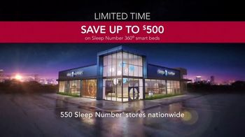 Sleep Number 360 Smart Bed TV Spot, 'Lowest Prices of the Season' - Thumbnail 9