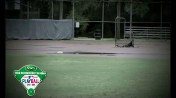 Scotts TV Spot, 'Field Refurbishment Program: New Field' Feat. David Ross - 1 commercial airings