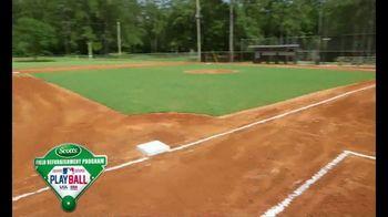 Scotts TV Spot, 'Field Refurbishment Program: New Field' Feat. David Ross - Thumbnail 4