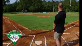 Scotts TV Spot, 'Field Refurbishment Program: New Field' Feat. David Ross - Thumbnail 5