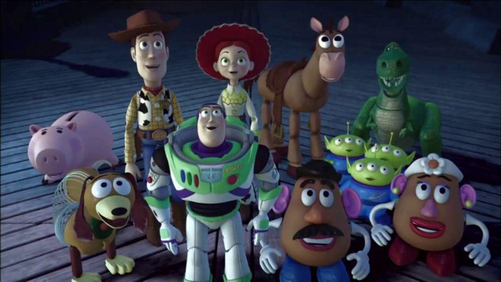 Disney California Adventure TV Commercial, 'Pixar Pier'
