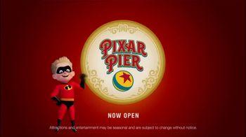 Disney California Adventure TV Spot, 'Pixar Pier' - Thumbnail 10