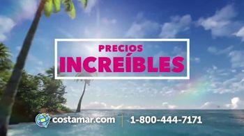 Costamar Travel TV Spot, 'Precios increíbles: Cancún y Madrid' [Spanish] - Thumbnail 1