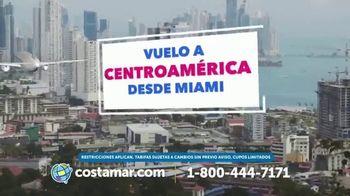Costamar Travel TV Spot, 'Precios increíbles: Cancún y Madrid' [Spanish]